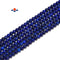 Natural Lapis Lazuli Smooth Round Beads Size 3-3.5mm 15.5'' Strand