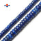 "Lapis Lazuli Irregular Smooth Rondelle Beads 4x8mm 4x9mm 4x12mm 15.5"" Strand"