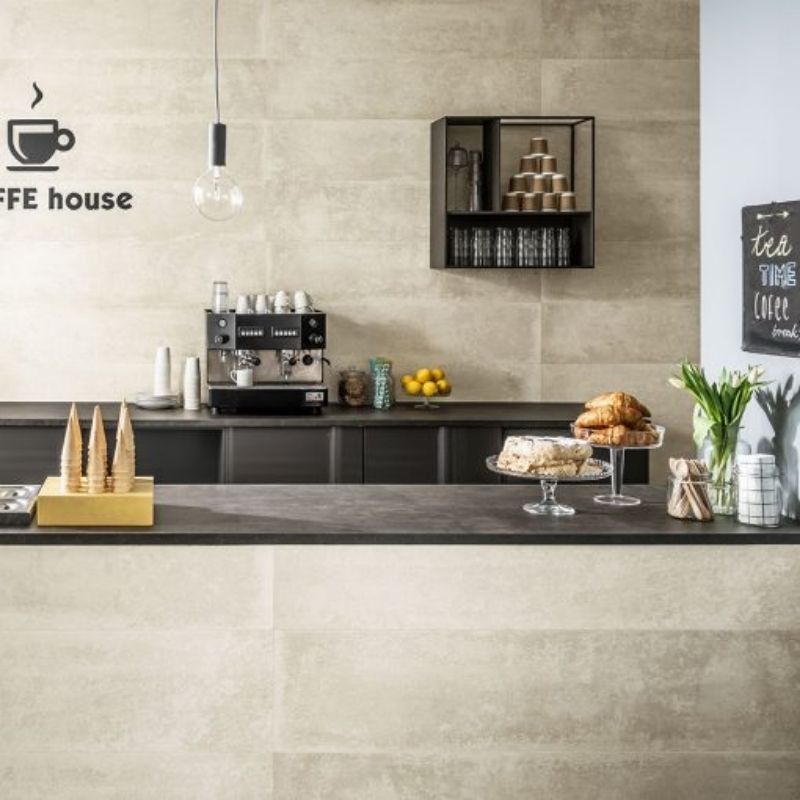 wall panels for cafes