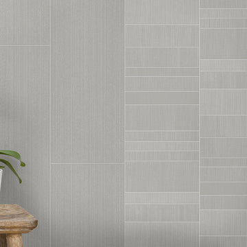VOX MODERN SILVER LARGE TILE 4 PACK