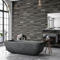 ANTHRACITE MULTI TILE EFFECT (4 PACK)