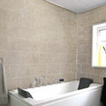 DUMALOCK 3 TILE STONE GALET LIGHT BEIGE