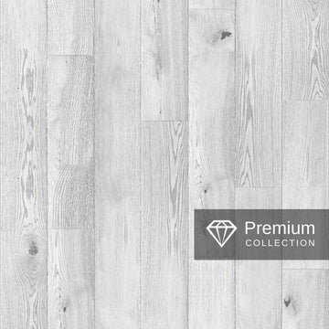 PREMIUM LARGE LIGHT GREY OAK 1.0m X 2.4m SHOWER PANEL