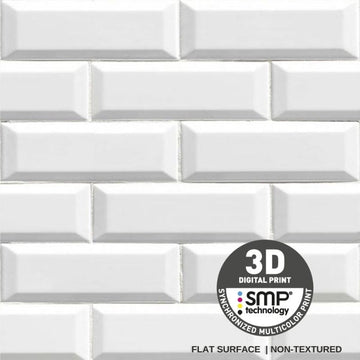 DUMAPAN SMP METRO 2 TILE 375mm X 8mm PACK OF 4