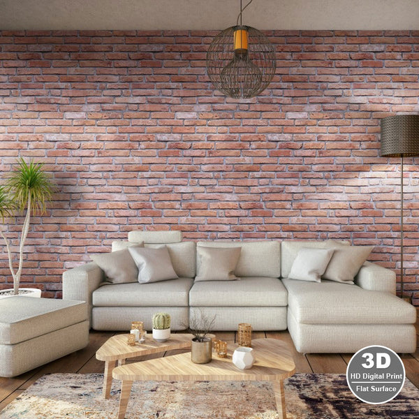 RUSTIC BRICK RED (4 PACK)