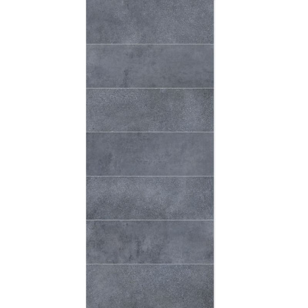 PREMIUM LARGE MIDNIGHT STONE BLUE 1.0m X 2.4m SHOWER PANEL