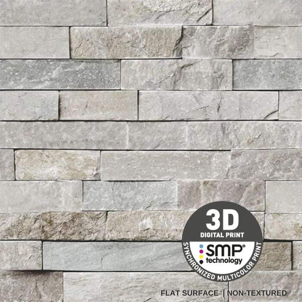 DUMAPAN SMP VALLADOLID LIGHT GREY 375mm X 8mm PACK OF 4