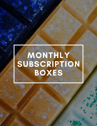 Monthly Subscription Boxes - Meliscents - Wax Melts & More