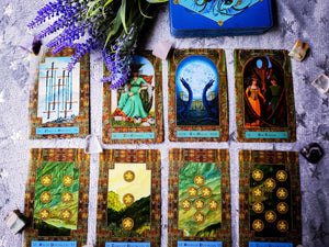 Tarot Readings - Meliscents - Wax Melts & More