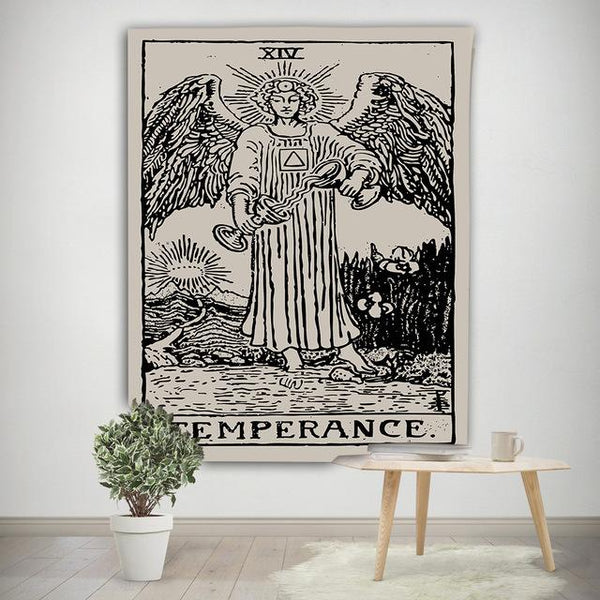 Tarot Tapestry Wall Hangings - Meliscents - Wax Melts & More