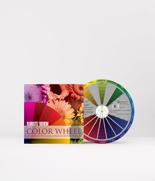 Color Wheel: A Guide to Planning Color in Floral Design by Florists' Review