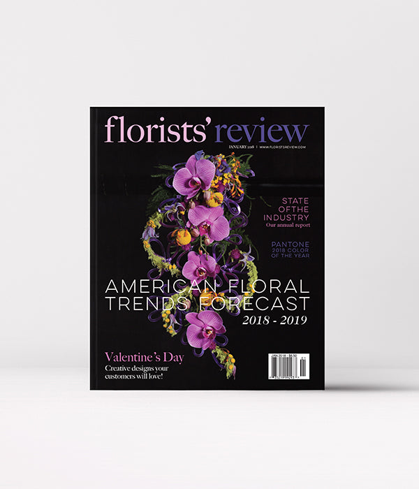 2018 Florists' Review Past Issues