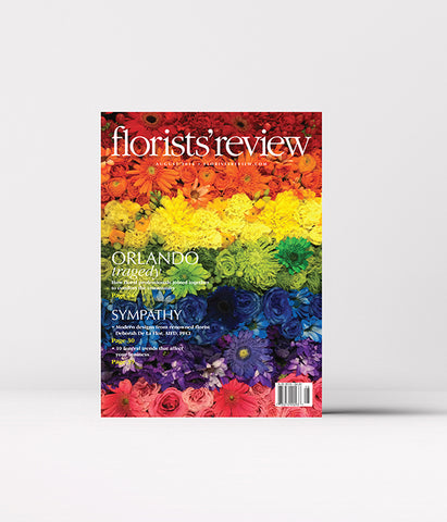 Load image into Gallery viewer, 2016 Florists' Review Past Issues