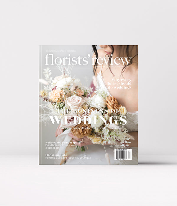 2019 Florists' Review Past Issues
