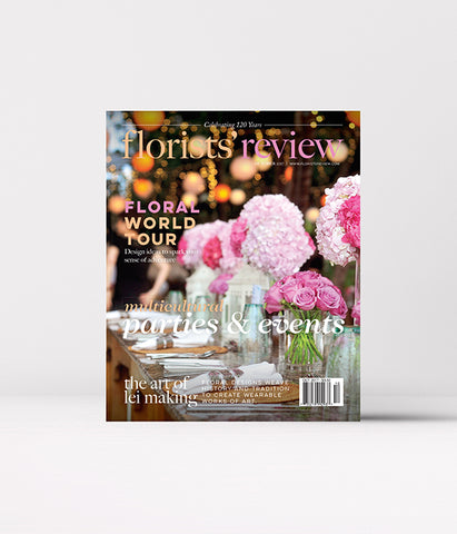 Load image into Gallery viewer, 2017 Florists' Review Past Issues