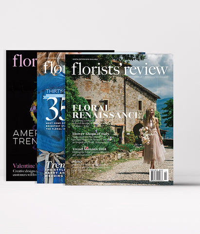 Load image into Gallery viewer, 2018 Florists' Review Past Issues