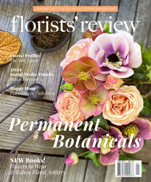 Load image into Gallery viewer, 2021 Florists' Review Issues