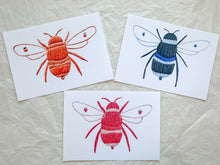 Load image into Gallery viewer, fruit bees print bundle