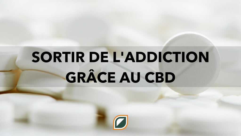 Sortir de l'addiction grâce au CBD - Truth and Right CBD - CBD Shop