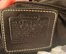 Load image into Gallery viewer, Coach leather bag