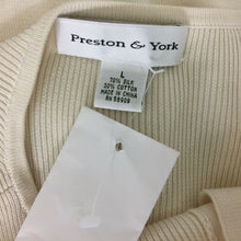 Load image into Gallery viewer, NEW Preston & York Cardigan Size Large
