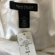 Load image into Gallery viewer, NEW White House Black Market Dress Size 2