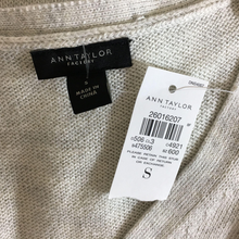 Load image into Gallery viewer, NEW Ann Taylor Factory Sweater Size Small