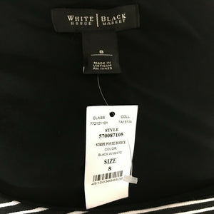 NEW White House Black Market Top Size 8