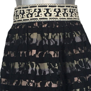 Anthropologie Floreat Skirt Size 2