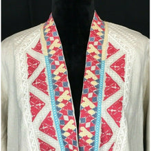 Load image into Gallery viewer, NEW JAMES BRYAN Boho Cardigan Tunic Size Medium