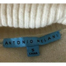 Load image into Gallery viewer, Antonio Melani 100% Cashmere Sweater Size Small
