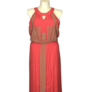 LUXOLOGY Maxi Dress Size XL
