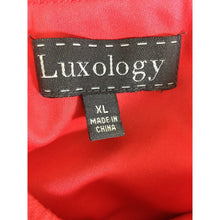 Load image into Gallery viewer, LUXOLOGY Maxi Dress Size XL