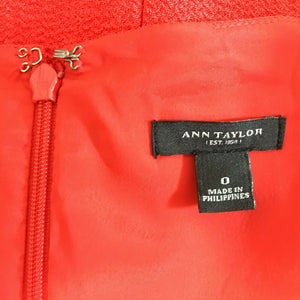 Ann Taylor Dress Size 0