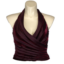 Load image into Gallery viewer, Tadashi Halter Top Size 12