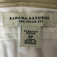 Load image into Gallery viewer, NEW Banana Republic Pants Size 6 Petite