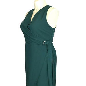 NEW ABS Collection Wrap Dress Size 14