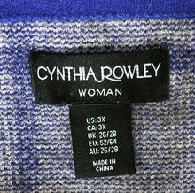 Load image into Gallery viewer, Cynthia Rowley Woman Sweater Size 3X