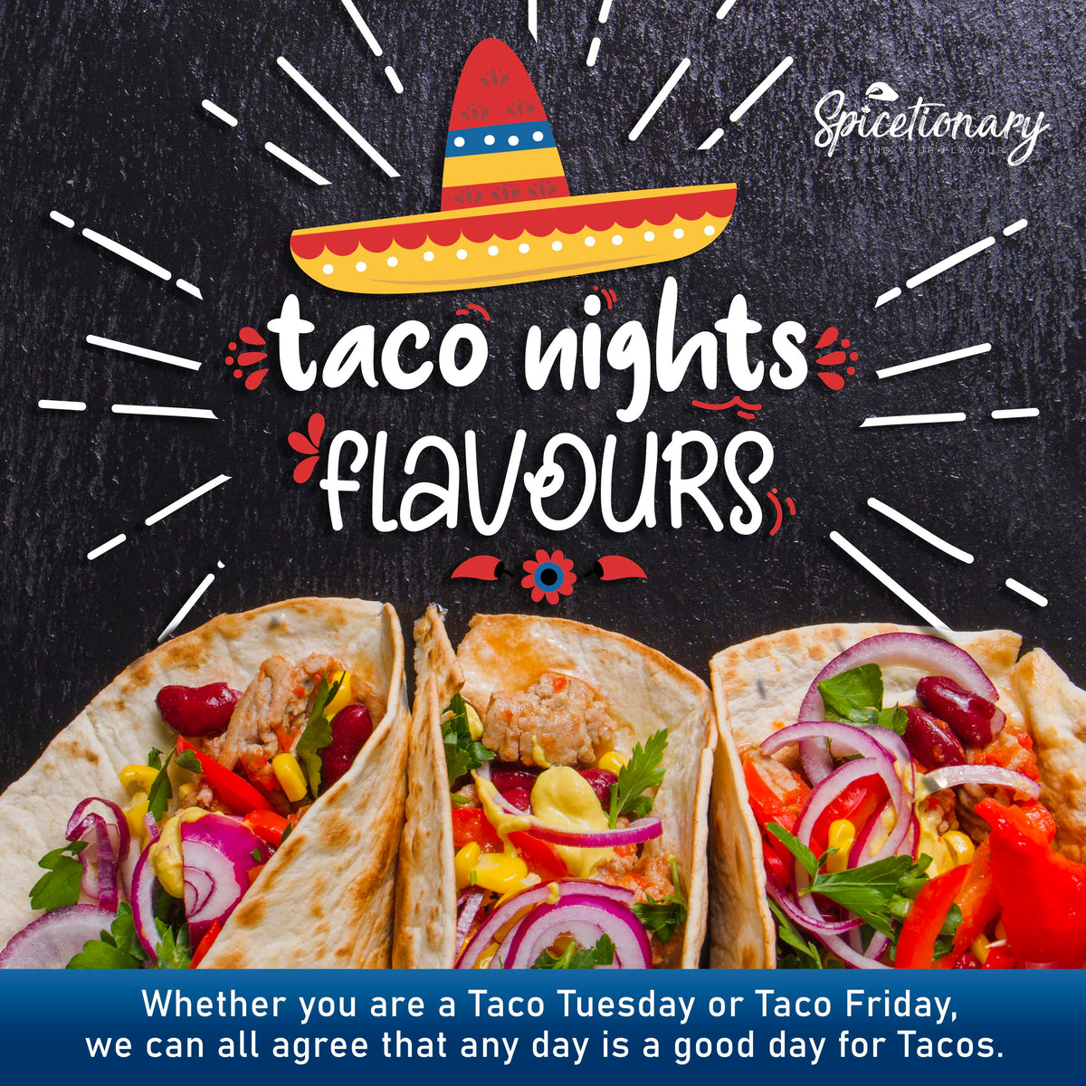 TACO NIGHTS FLAVOURS PACK
