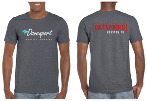 GRAY Davenport T-Shirt