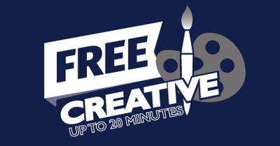 FREE CREATIVE SERVICES