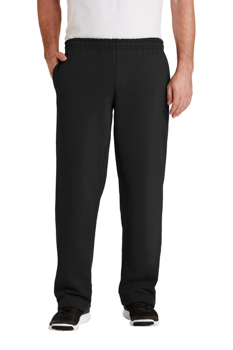 Gildan - DryBlend Open Bottom Sweatpant. 12300