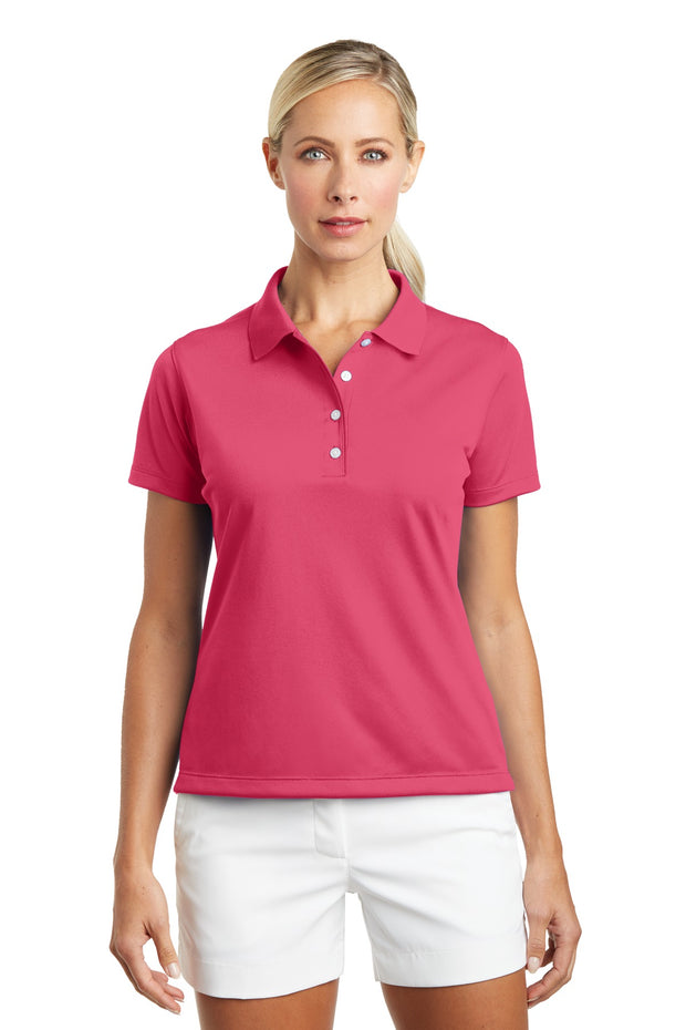 Nike Ladies Tech Basic Dri-FIT Polo.  203697
