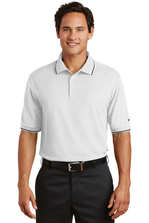 Nike Dri-FIT Classic Tipped Polo.  319966