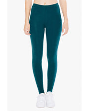 Ladies' Cotton Spandex Jersey Leggings. 8328W