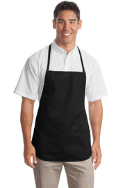 Port Authority Medium-Length Apron.  A525