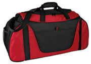 Port Authority Medium Two-Tone Duffel. BG1050