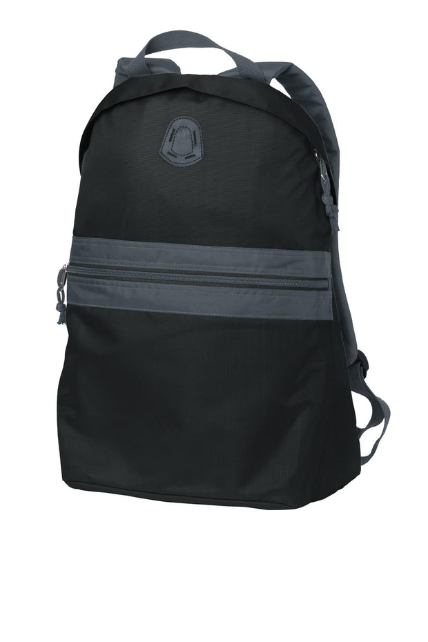 Port Authority Nailhead Backpack. BG202