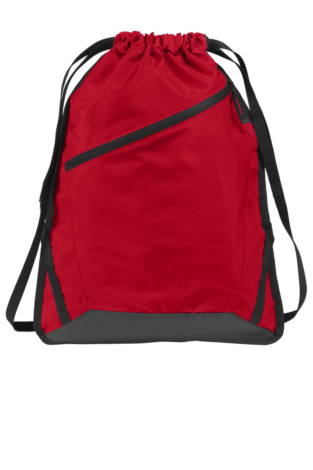 Port Authority Zip-It Cinch Pack. BG616