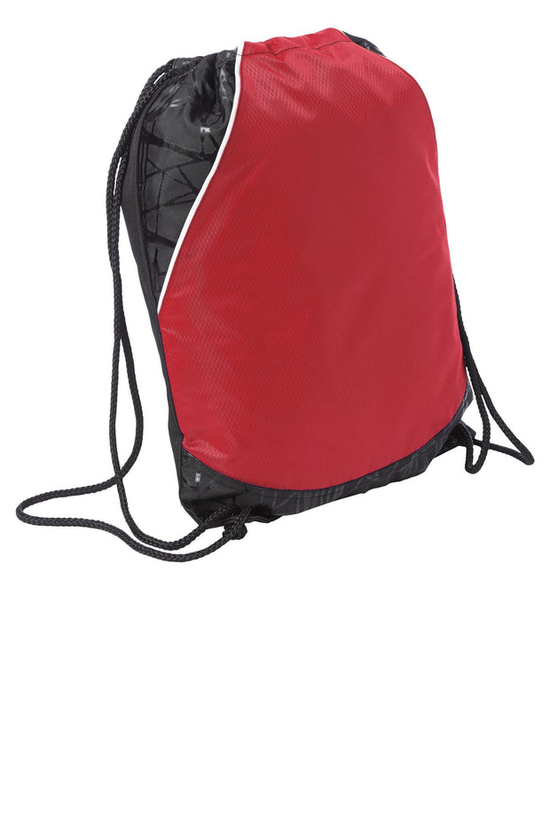 Sport-Tek Rival Cinch Pack. BST600